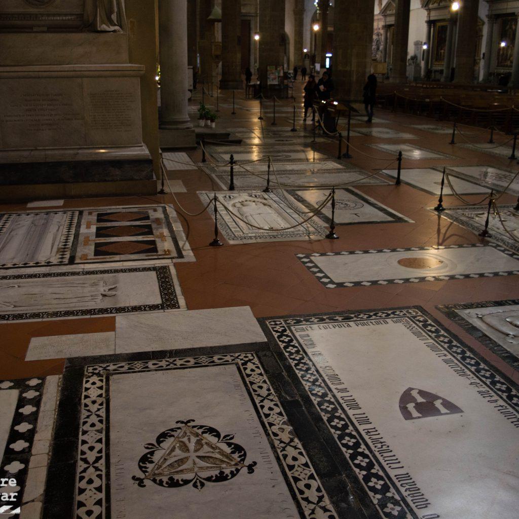 tumbas santa croce