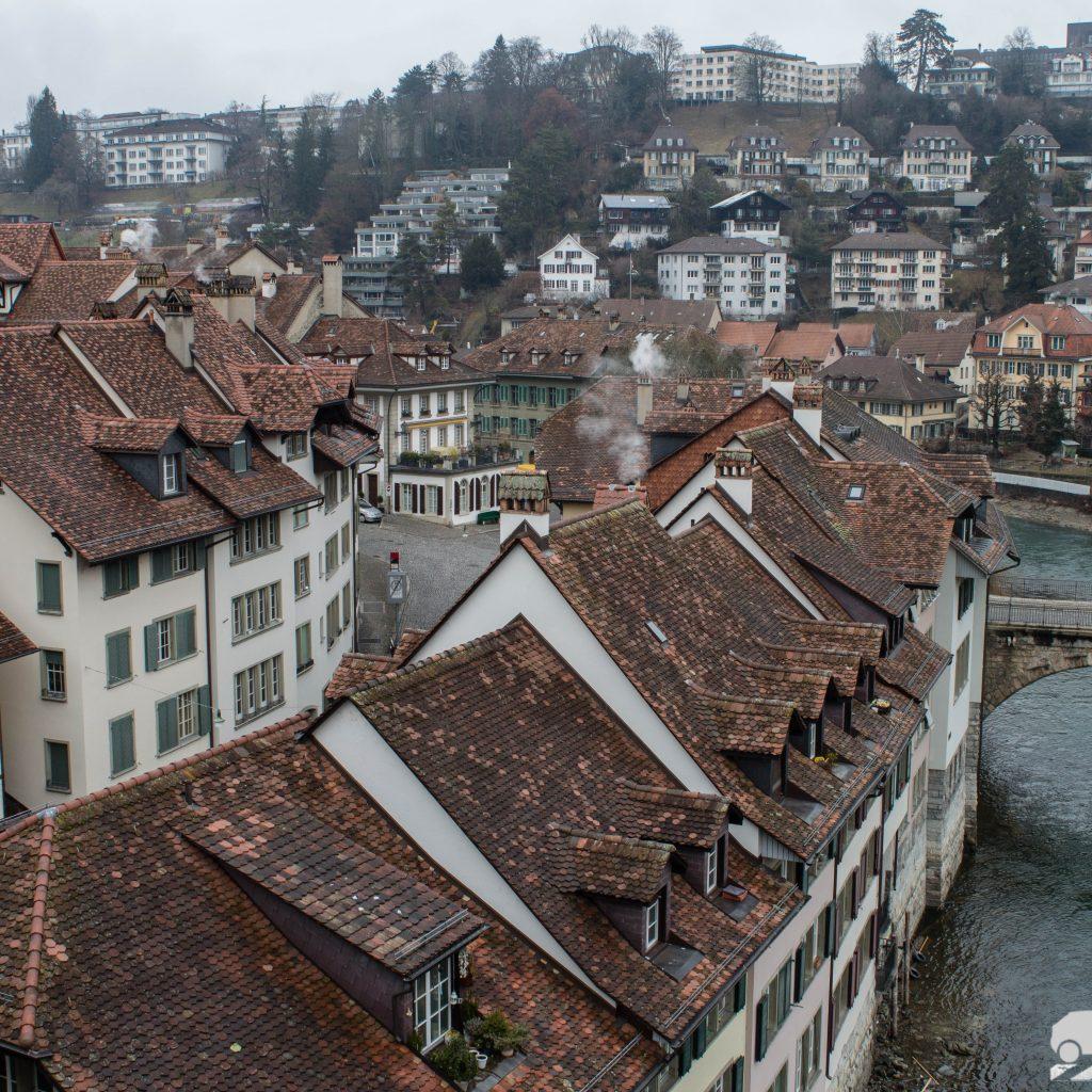 Berna capital de Suiza