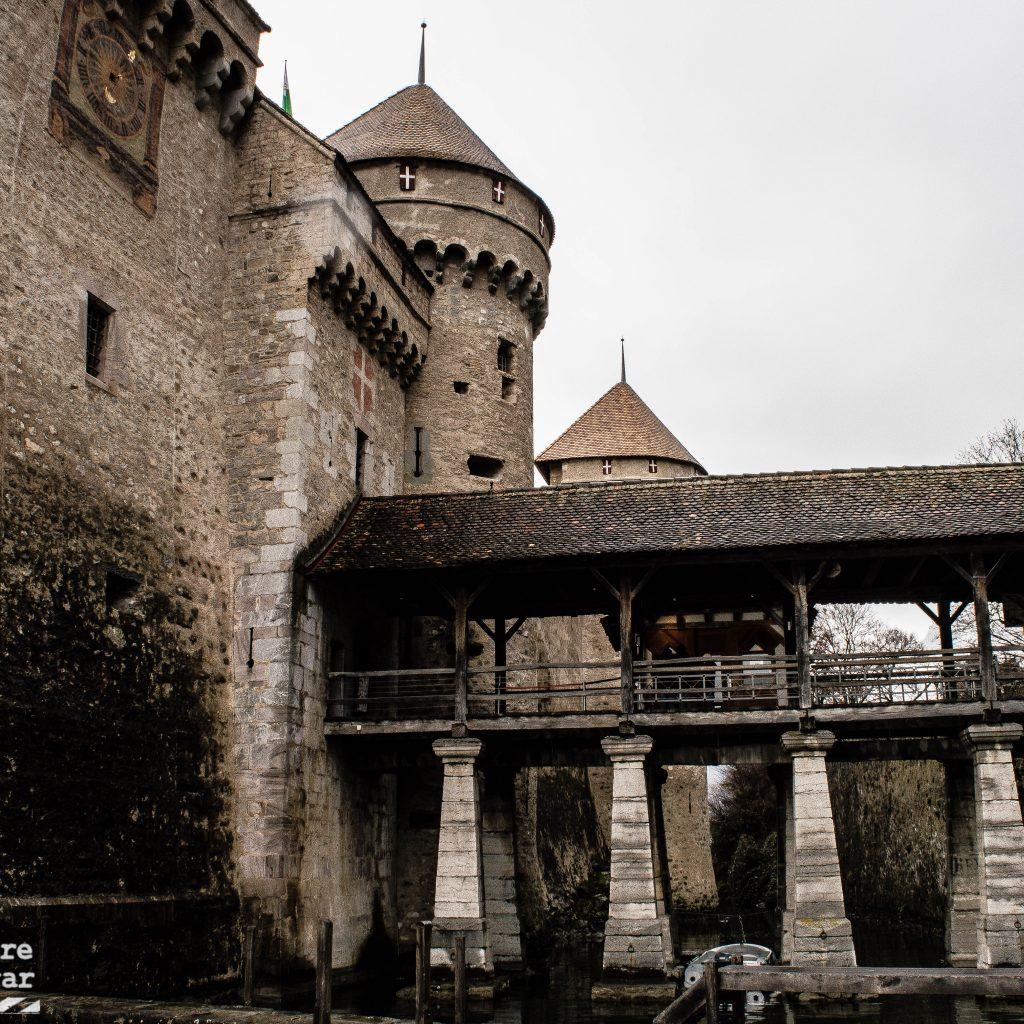 Castillo en Suiza