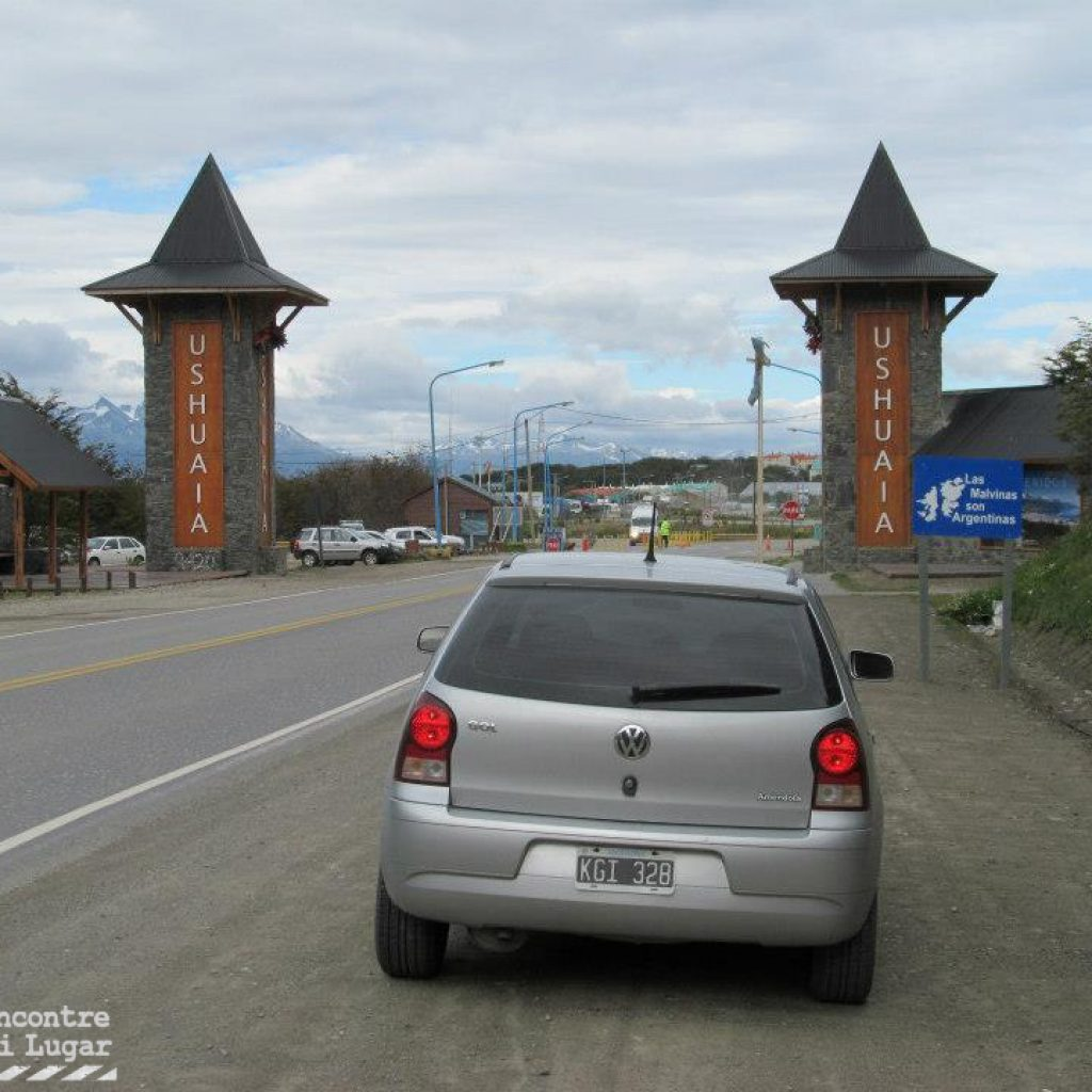 Ruta 3 Ushuaia