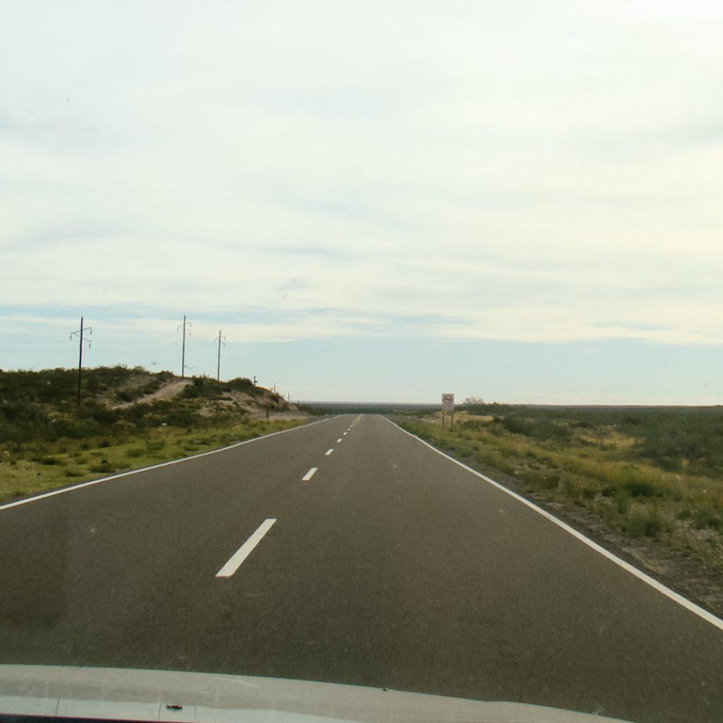 Ruta 3 en algun lugar