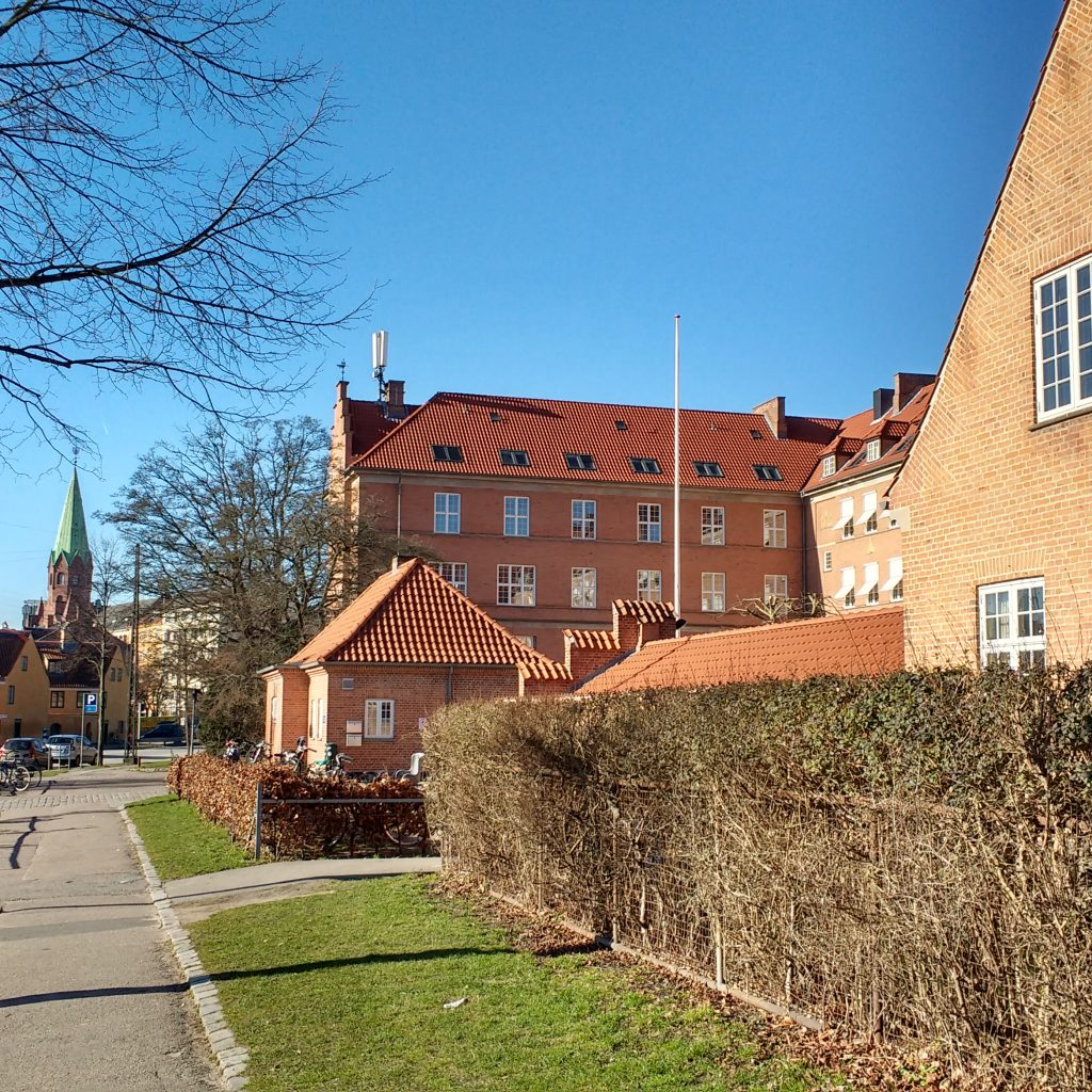 Barrio Copenhague