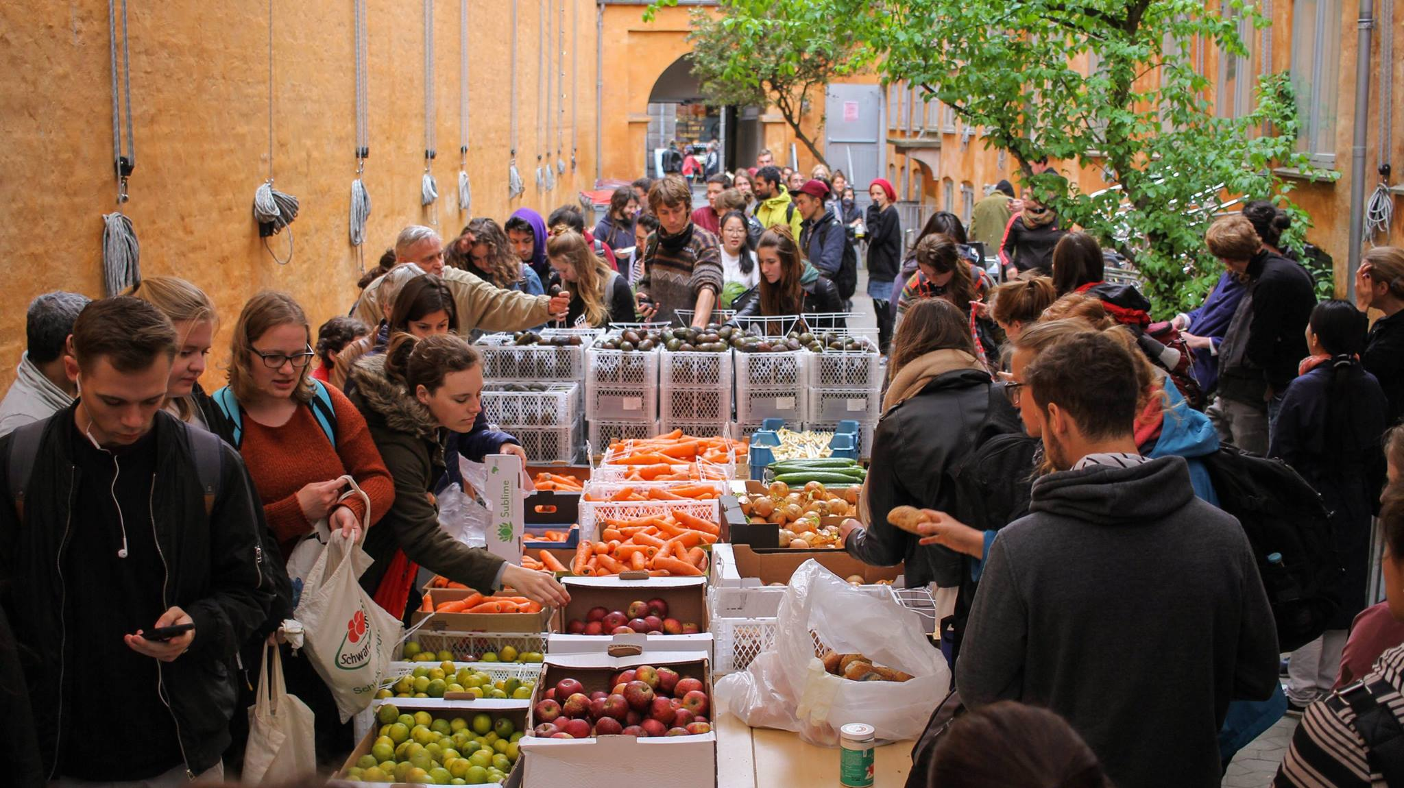 Foodsharing Copenhague
