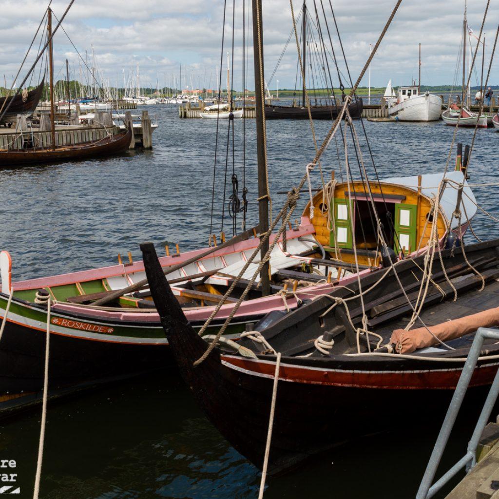 Museo de barcos vikingos de Roskilde