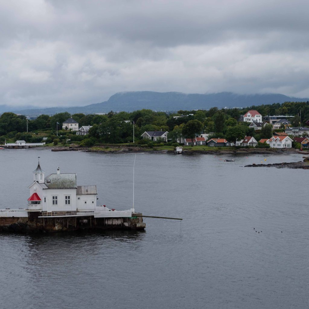 mini crucero a Oslo