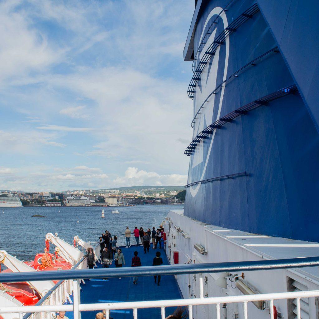 Mini crucero a Oslo vuelta