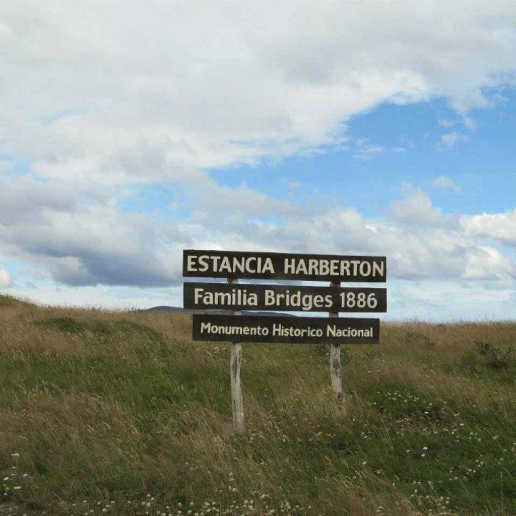 Estancia Harberton Ruta J