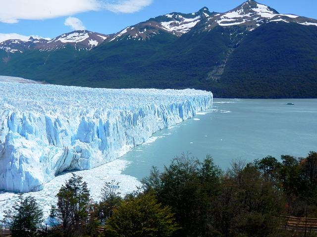 ruta 40 glaciar perito moreno